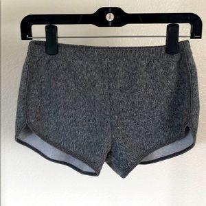 American apparel sport shorts size XS